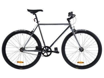 Fixed Gear X Single Speed Freewheel. 52cm and 56cm steel frames.