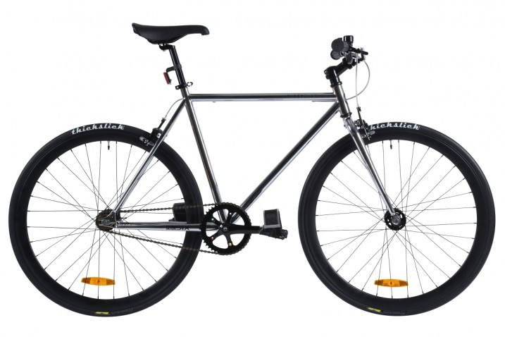 Fixed Gear X Single Speed Freewheel. 52cm and 56cm steel frames.