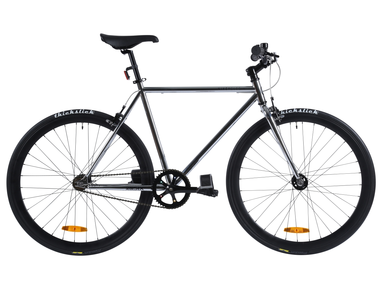 FactorySIX - Fixed-Gear/Single-Speed Road Bike. Free Shipping*.