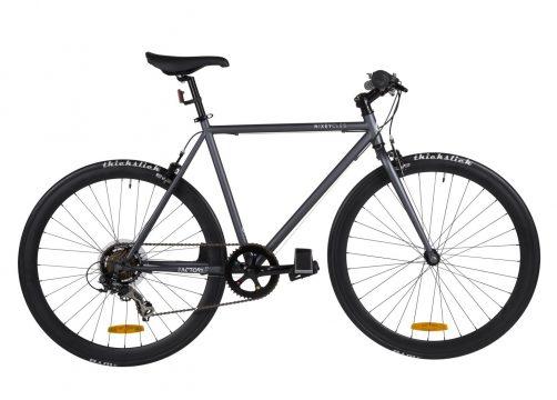 1_NIXEYCLES_RoadBike_Bicycles_Black_7Speed_Free_Shipping