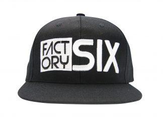 FactorySIX, Snapback, Fashion