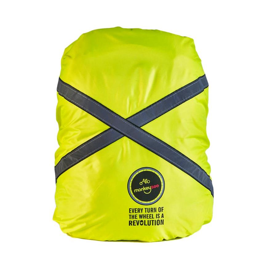 Hi Visibility Backpack Rain Cover Delivered Australia